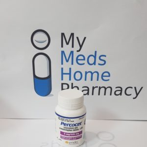 Percocet (Oxycodone And Acetaminophen Tablets)